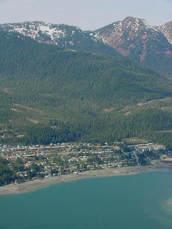 West Juneau and Douglas Island mountains